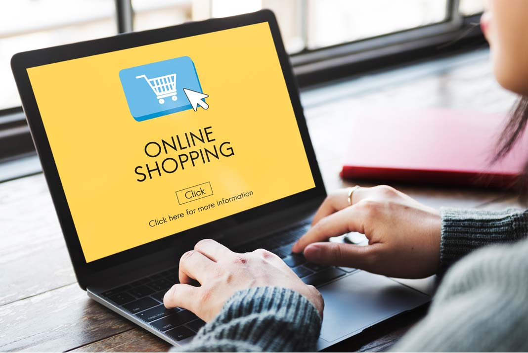 Online handel samco