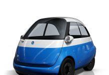 Microlino - Elektroauto