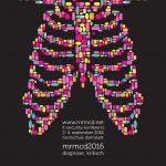 MRMCD - Plakat 2016