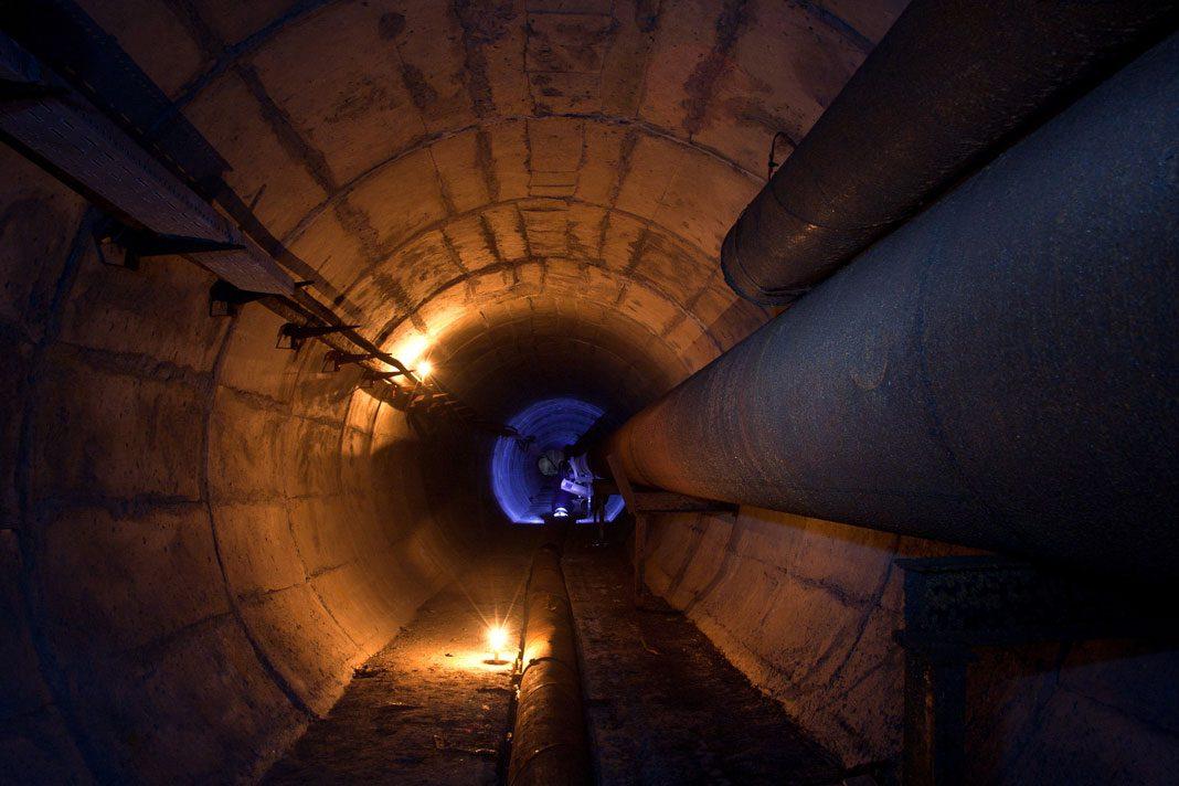 Das Projekt Cargo-Sous-Terrain will die Logistik neu erfinden und setzt auf ein 450 Kilometer Tunnelsystem.