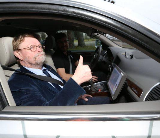 Probebetrieb für Testfeld Autonomes Fahren in Karlsruhe beginnt