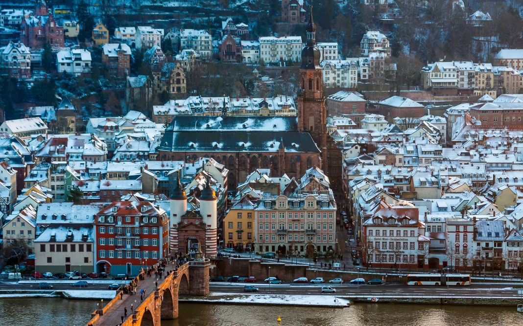 IT-Arbeitgeber Heidelberg