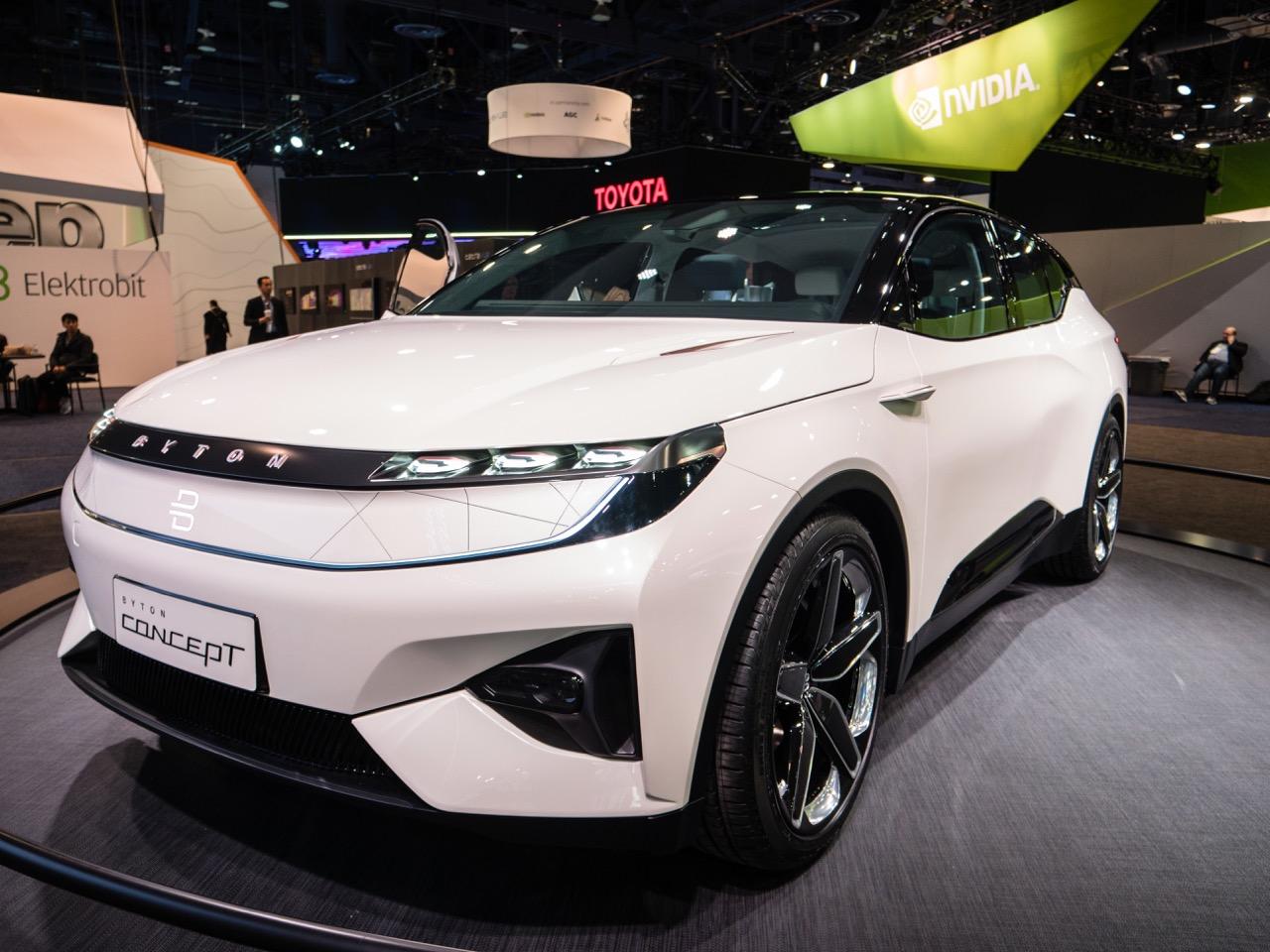 Byton Elektro-SUV