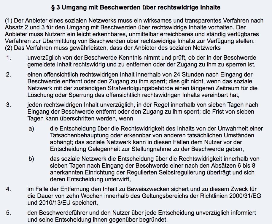 Das Netzwerkdurchsetzungsgesetz ist in Kraft getreten. Heiko Maas von der SPD wollte Sicherheit - und nun?