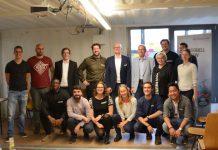 G-Lab der Hochschule Karlsruhe Technik und Wirtschaft vernetzt Studierende mit KMU