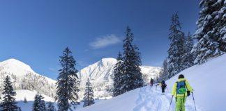 Wintersportregionen