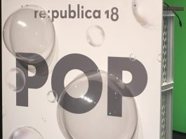 republica pop rednerpult