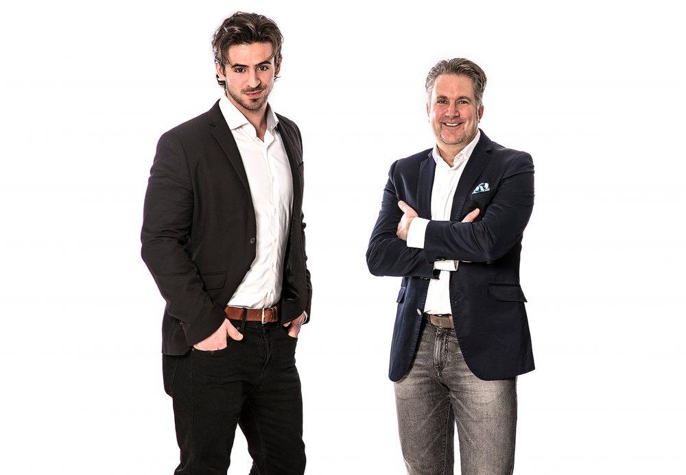 Peter Stein und Carsten van Husen von CapLab