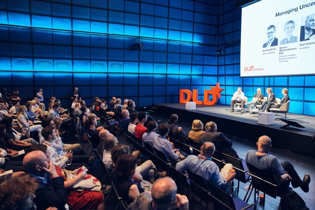 Digitalkonferenz DLD