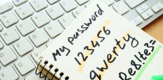 Umgang mit Passwörten in Unternehmen: Aufschreiben ist ein No-Go!