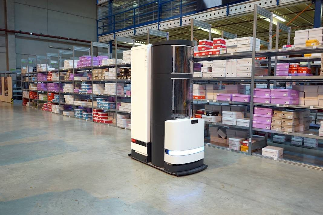 Die Kognitive Logistik ist in Kooperation mit den richtigen Informationen die Zukunft.