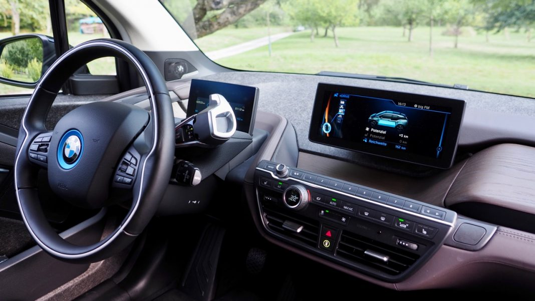 BMW i3 Elektromobilität
