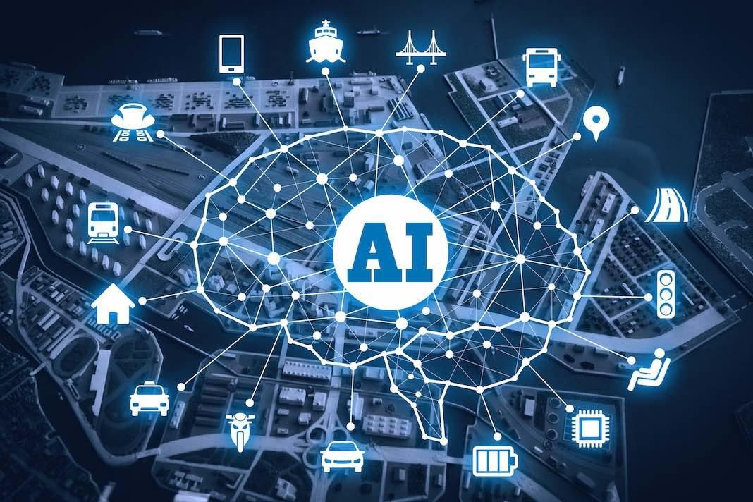 KI, auch artificial intelligence genannt, nimmt auch entlang der Supply Chain immer weiter zu.