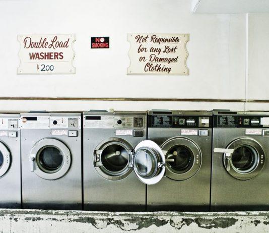 Blockchain Waschmaschine
