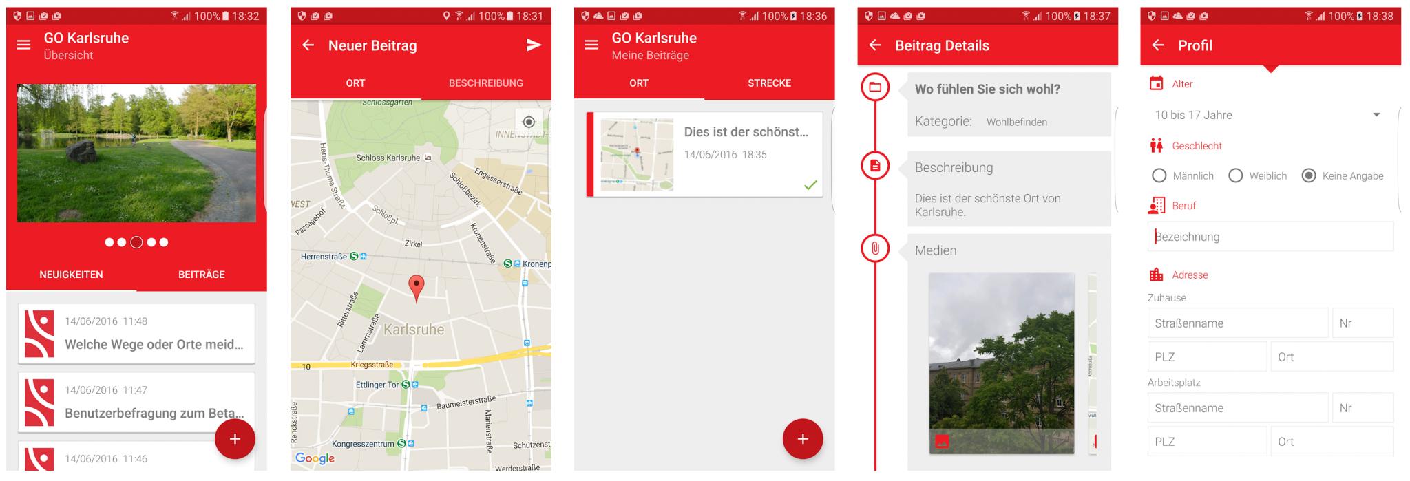 GO Karlsruhe App