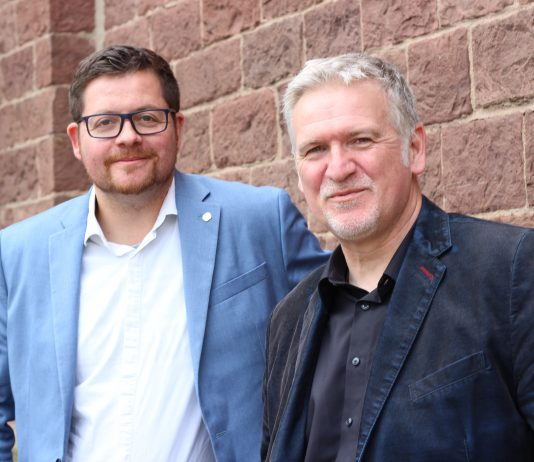 Michael Rausch und Thomas Neumann