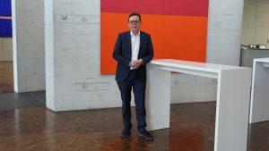 Ulrich Faisst ist Digital Transformation Officer bei TRUMPF.