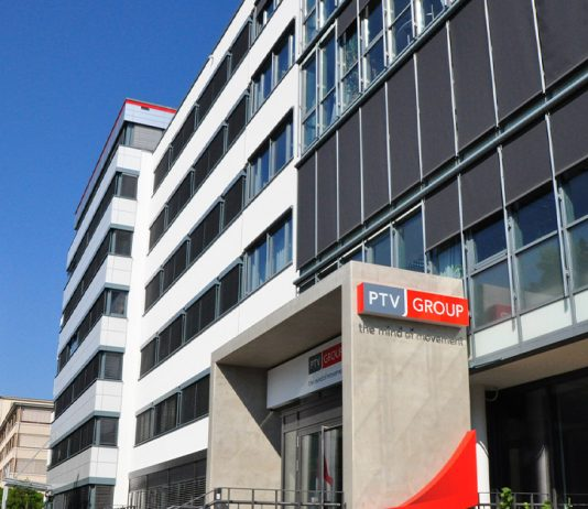 PTV Headquarter in Karlsruhe