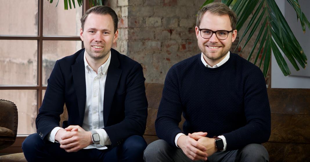 Die Gründer des KI-Startups prenode im Interview