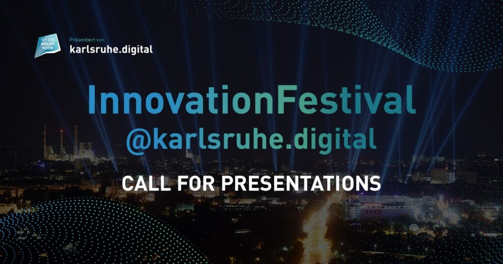 Call For Presentations InnovationFestival